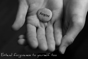 forgiveness to yourself