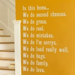 in this home