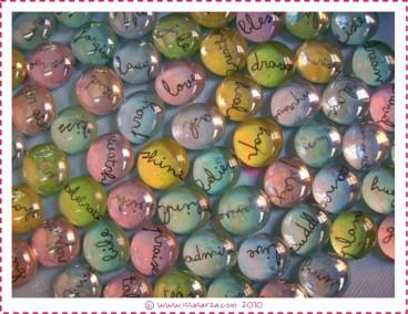 65 stones