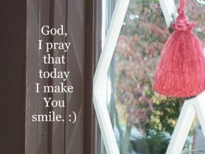tassle prayer