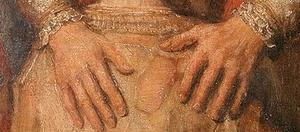 Rembrandts The Prodigal Both Hands