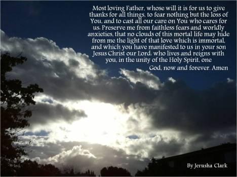 clark prayer