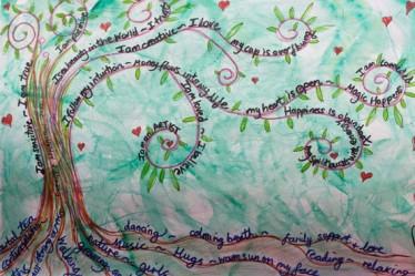 tree affirmations