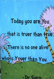 you by dr seuss
