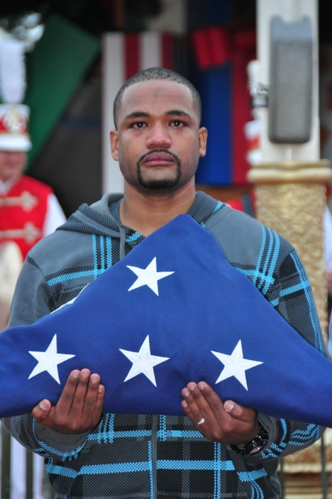 Army Sargeant Cesar Sanchez