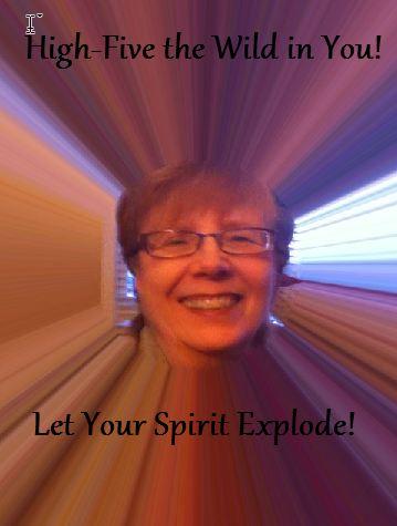 let your spirit explode
