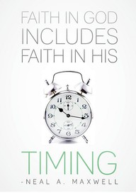 faith in God's timing