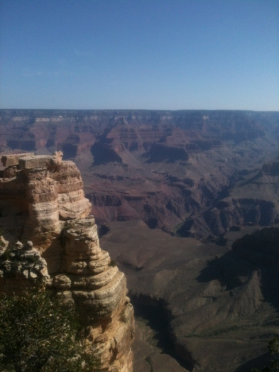 Grand Canyon photo by Helen Teague