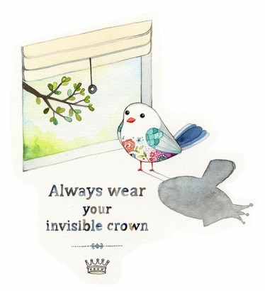 always wear your crown