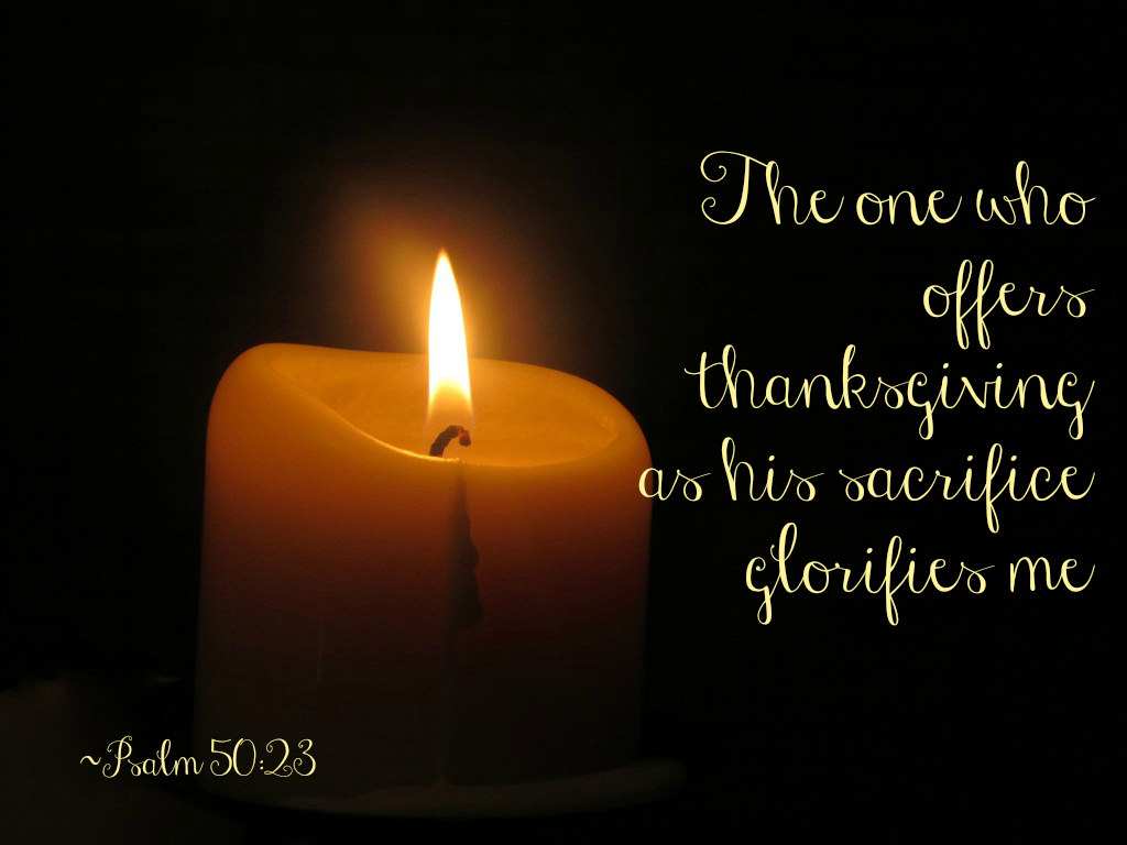 thanksgiving kind words
