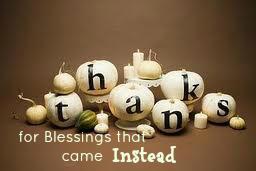 thanks instead