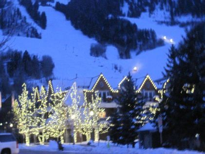 Aspen Christmas by Janet