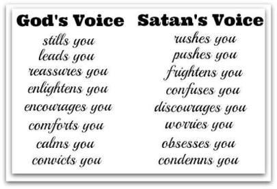 Listen to His Voice