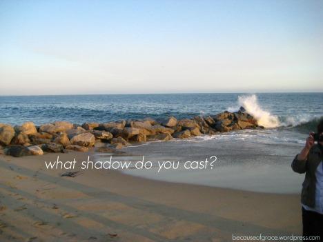 shoreline shadows