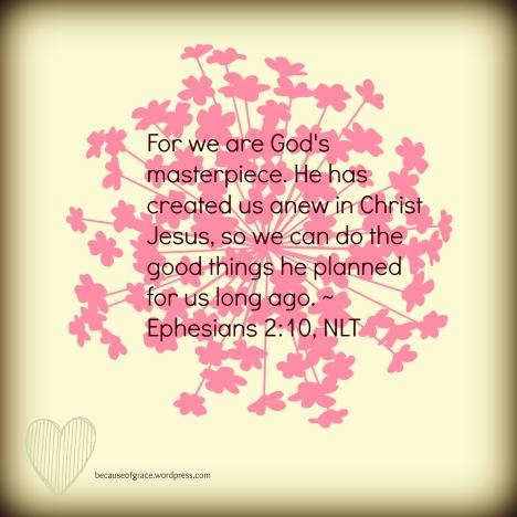 Ephesians 2:10