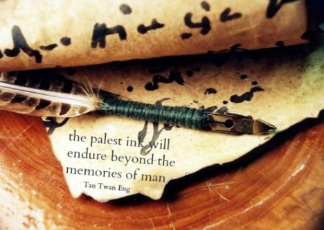 palest ink quote