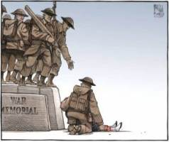 Halifax Chronicle-Herald editorial cartoon by Canadian cartoonist Bruce MacKinnon